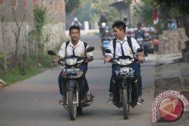 Sosialisasi tertib lalu lintas pelajar Karawang ditingkatkan