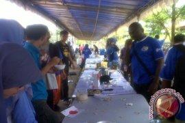 Mahasiswa asing antusias ikuti festival kuliner IPB