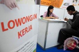 Bursa kerja Bekasi serat 2.000 pencari kerja