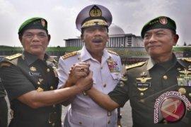 Sertijab Kepala Staf TNI AD
