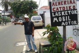 Perubahan Keadaan Cat Mobil Keramat Jaya