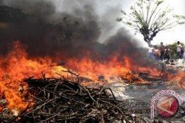 Pemkab Barito Utara Cegah Kebakaran Hutan