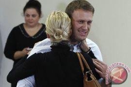 Polisi Rusia tangkap 200-an orang terkait protes bebaskan Alexei Navalny