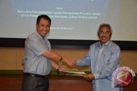 Pemprov Jambi-AP sepakat kembangan Bandara Sultan Thaha