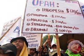 KSPI: mogok nasional diikuti tiga juta buruh