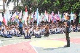 Kirab Bendera PBB di Bogor