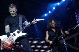 Metallica Konser di Antartika