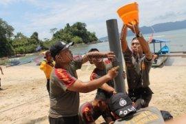 Latihan Gabungan TNI-Polri