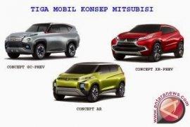 Mitsubishi siapkan pengganti Pajero dan Outlander