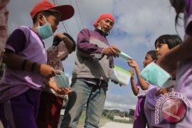 Puskesmas di Karo siaga 24 jam akibat erupsi Sinabung