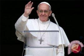 Paus Fransiskus ke Myanmar, bahas Rohingya-kah?