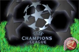 Hasil dan jadwal pertandingan Liga Champions UEFA