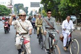 Dispar Bekasi berencana mengumpulkan komunitas sepeda antik