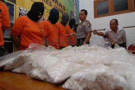 """DPR Tunggu Usulan """"Pulau Penjara Narkoba"""" BNN"""