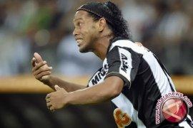 Ronaldinho masih incar Piala Dunia