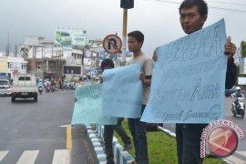 GMKI Bengkulu galang dana untuk korban Sinabung
