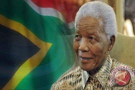 Afrika Selatan makamkan Mandela