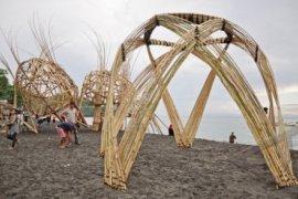 Festival Arsitektur Bambu