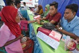 Tim Dokes Polres Bantu Korban Banjir