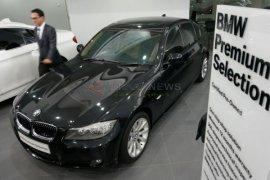 Unit Penjualan Mobil BMW Seken