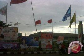 KPU dan DPRD Pontianak Koordinasi Penertiban Alat Peraga Kampanye