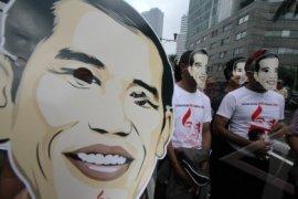 Elektabilitas Jokowi Turun Akibat Ketidakpuasan Kinerjanya
