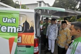 DMI Luncurkan Penataan Peralatan Sistem Suara Masjid