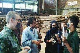 Indonesia berpeluang ekspor kayu berlisensi ke Uni Eropa