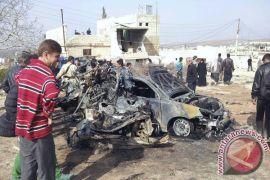 Bom mobil guncang Suriah utara