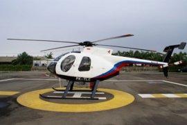 Helikopter Evakuasi Korban Trigana