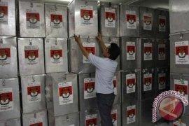 KPU Karawang Distribusikan 1,5 Juta Surat Suara