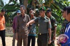 Kutai Timur Kerjasama TNI-AD Bangun Persawahan 1000 Hektare