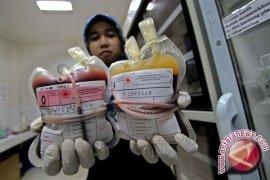 Persedian Darah PMI Banjarmasin Menurun