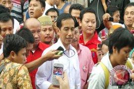 Aliansi Rakyat Merdeka Deklarasi Antar Jokowi Jadi Presiden