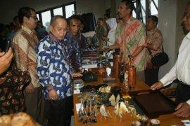 Menteri KUKM resmikan pusat layanan usaha terpadu