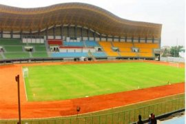 Pembangunan Stadion Bekasi Mencapai 98 Persen