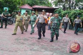 TNI-Polri Terus Pantau Keamanan Pemilu Di Kaltim
