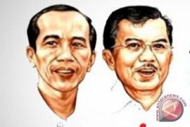 Indo Barometer: Jokowi-JK Masih Ungguli Prabowo-Hatta