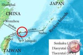 Kapal Tiongkok Masuki Perairan Jepang