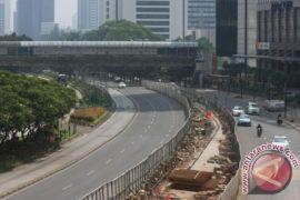 Hari libur Maulid Nabi, lalu lintas sejumlah titik di DKI Jakarta lengang