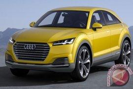 Konsep Offroad TT Audi di Ajang Beijing Motor Show