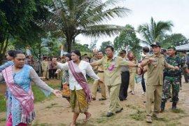 Penilaian Lomba Desa Tingkat Kabupaten Sekadau Tengah Berlangsung