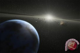 Tabrakan Asteroid ke Bumi Lebih Besar dari Perkiraan