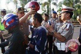 Polisi Tingkatkan Kesadaran Tertib Berlalu Lintas