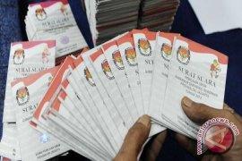 KPU Bangka Musnahkan 175 Lembar Surat Suara