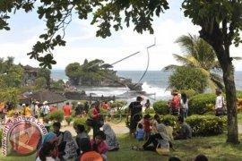 23 Desa Ikuti Festival Tanah Lot Bleganjur