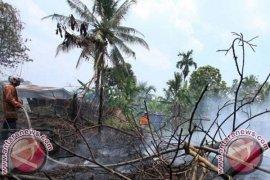 Titik Panas Sumatera Meningkat jadi 22