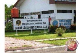 Peningkatan Bandara Gusti Syamsir Alam