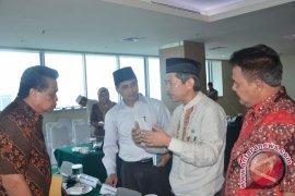 Studi Banding Pansus Bantuan Penyelenggaraan Haji Ke  Pemprov DKI
