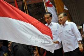 Indo Barometer: Jokowi-JK Masih Unguli Prabowo-Hatta